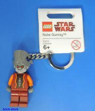 LEGO Star Wars Portachiavi 852839 / Figura Nute Gunray