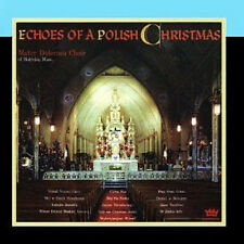 Polish Koledy CD - Mater Dolorosa Choir - Echoes Of A Polish Christmas - NEW