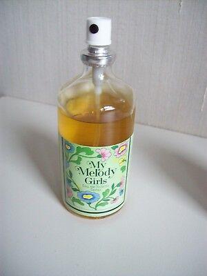 MY MELODY GIRLS ca. 100 ml EDT Spray 4711 von KÖLN Muelhens Vintage | eBay