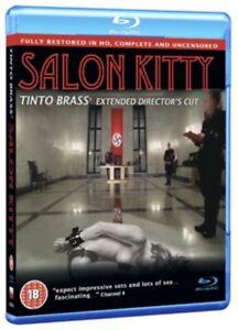 Nuovo Salon Kitty - Esteso Del Regista Taglio Blu-Ray