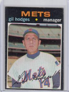 1971-Topps-Baseball-Card-183-Gil-Hodges-New-York-Mets-Ex-ExMt