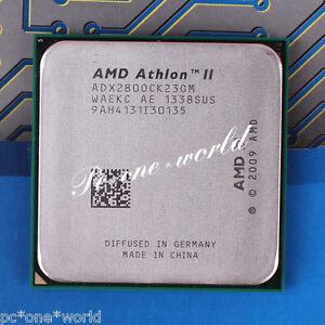 100 Ok Adx280ock23gm Amd Athlon Ii X2 280 3 6 Ghz Dual Core Processor Cpu Ebay