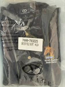 Breyer-703225-Model-Horse-Polo-Shirt-Navy-Marabella-Morgan-XL-NIP