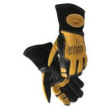 Top Grain Leather Caiman 1832 XL Mig/Tig Welding Glove Flexible LOW PRICE NEW
