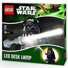 Lego Star Wars Darth Vader Linterna Led Luz Nuevo 100% Oficial