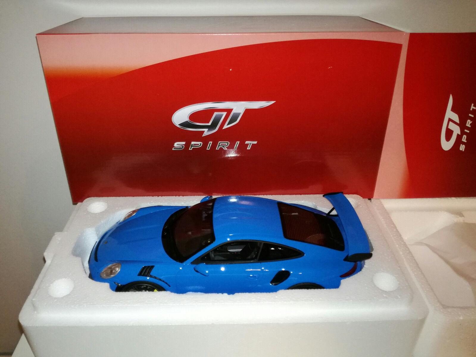 Porsche 911 (991) GT3 RS 1 18 GT Spirit - NUOVA