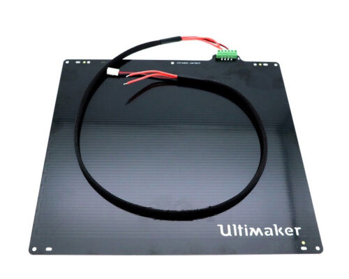 Print Table Heated Bed 24V 100℃ 3D Printer Aluminum Ultimaker 2 Extended UM2