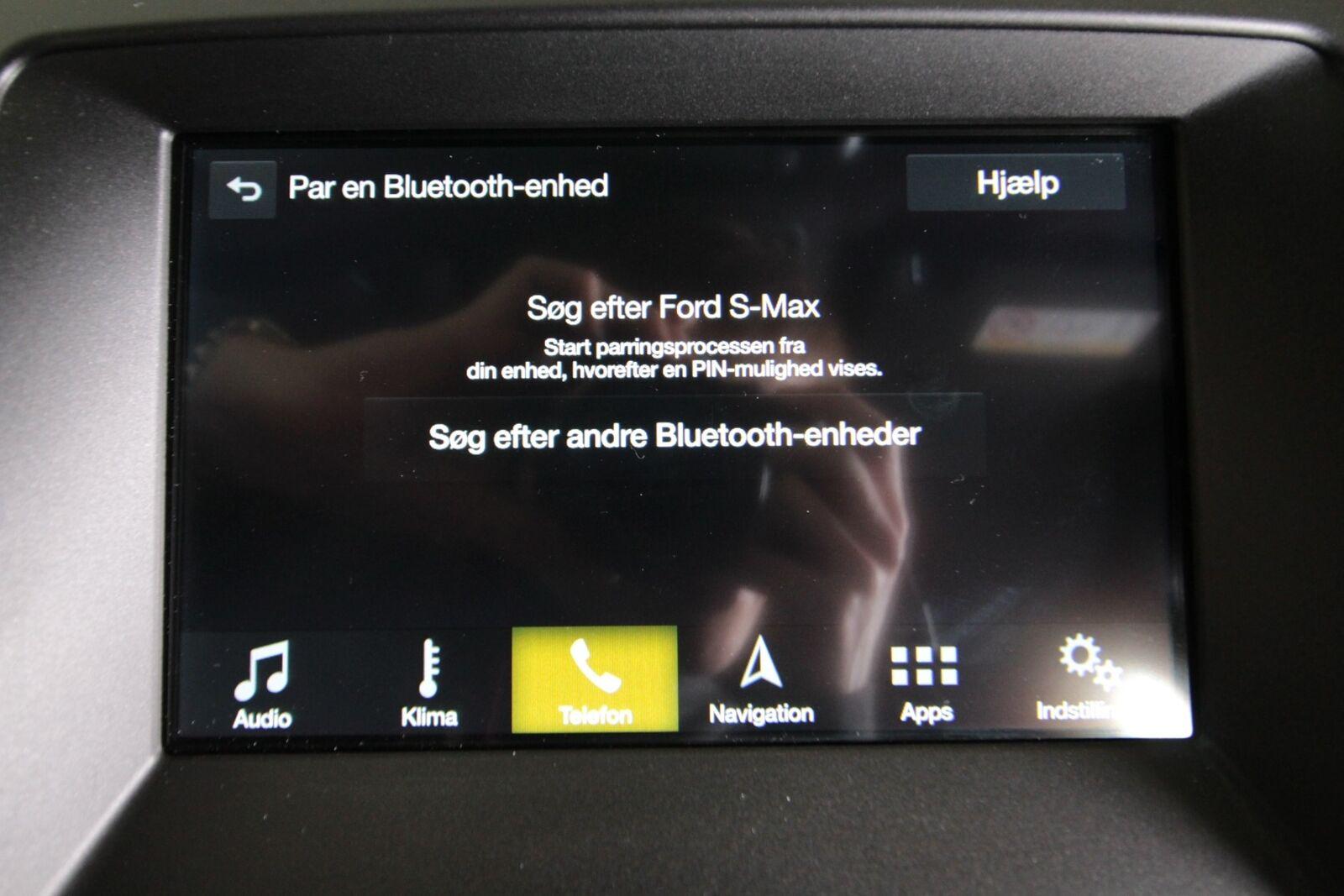Ford S-MAX EcoBlue ST-Line aut. Van