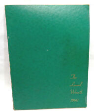 1960 Laurel Wreath Lancaster Pa  Memonite High School Year Book