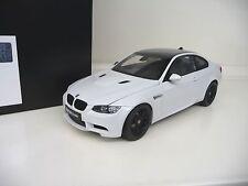 Kyosho 1:18 BMW M3 Coupe E92 weiss white Carbon NEU NEW