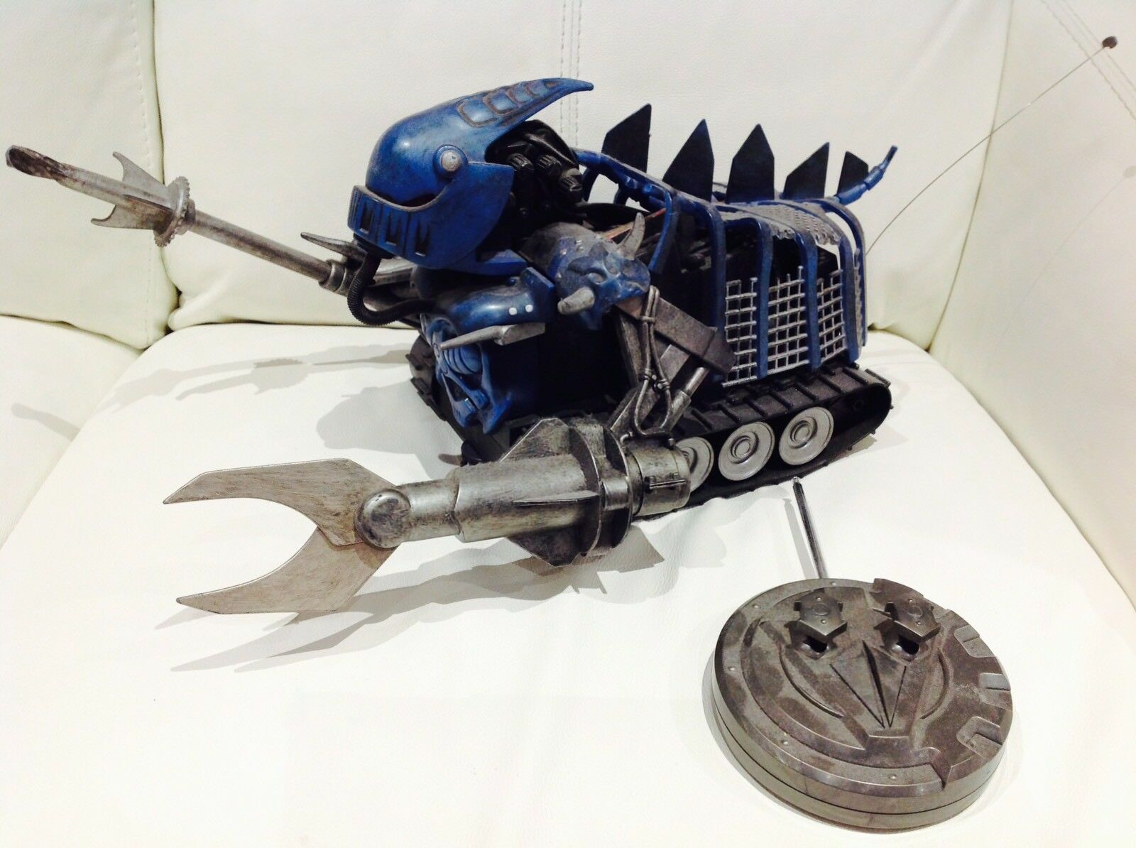 Robot Wars Sir Killalot Remote Control