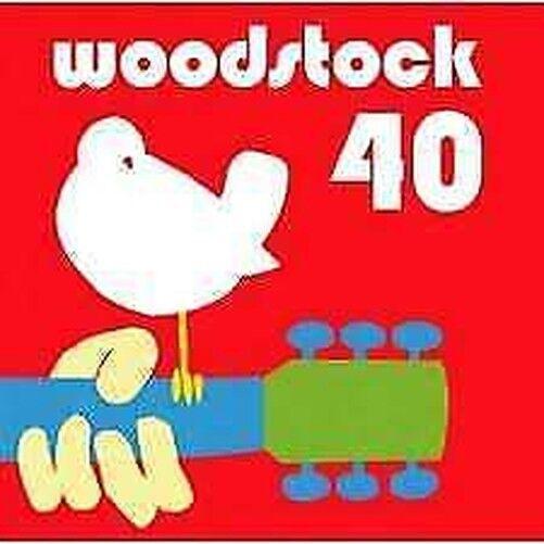 Artisti Vari - Woodstock - 40 Years On: Back NUOVO CD