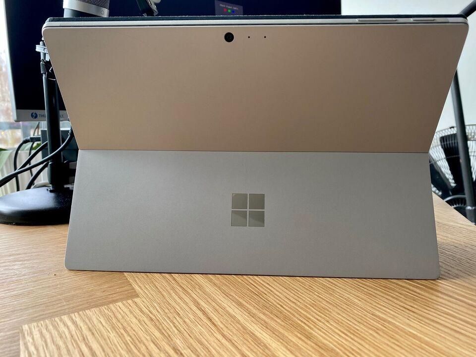 Microsoft Surface Pro 5, i5 GHz, 8 GB ram