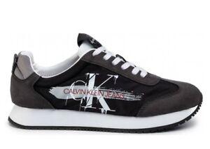 Scarpe-da-uomo-Calvin-Klein-B4S0656-casual-sportive-basse-sneakers-estive