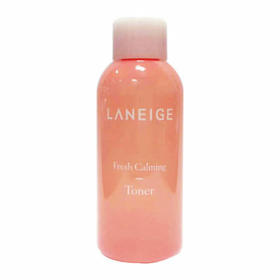 LANEIGE / Fresh Calming Toner 50ml / Free Gift / Korean Cosmetics
