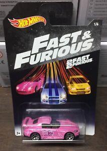 Honda-S-2000-Automobile-Fast-amp-Furious-Car-1-64-6-CM-Hot-Wheels-2-Fast-2-Furious