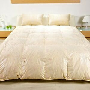down goose image comforters itm is padded in sizes made ebay russia us comforter s loading duvet