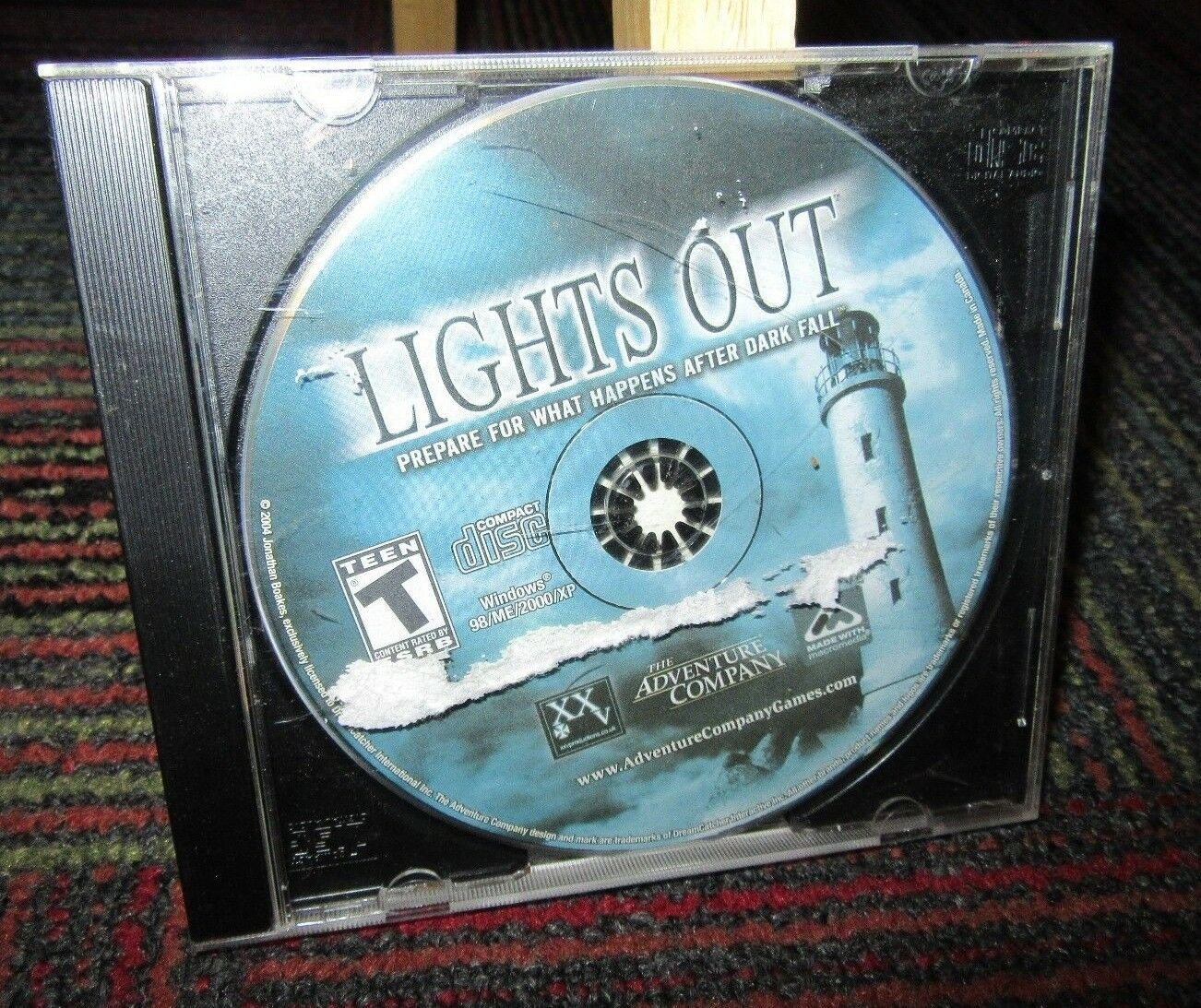 Lights Out Pc 2004 For Online