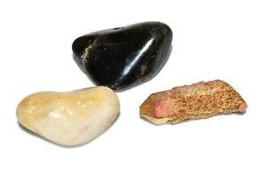 Citrine-Smokey-Quartz-Tumbled-Stone-Tangerine-Aura-Point-Natural-Revitalize
