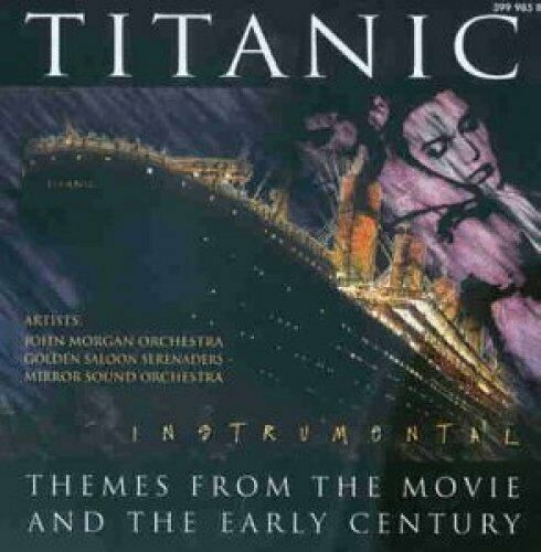Titanic Instrumental (1998, Koch Präsent) Themes from the movie and the e.. [CD]