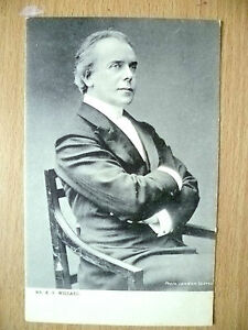 Postcard-Theater-Actors-MR-E-S-WILLARD-No-686