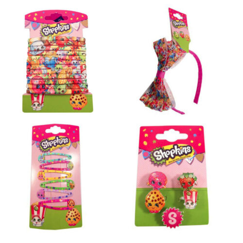 Hair Accessories Assorted Shopkins Jewellery