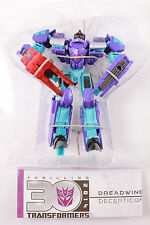 Transformers Generations IDW Deluxe Class DREADWING Loose 100% Complete