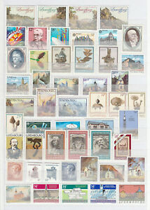 Luxembourg-lot-de-timbres-neuf-1990-a-2001-num-1186-1508-sauf-1440-43-87-88