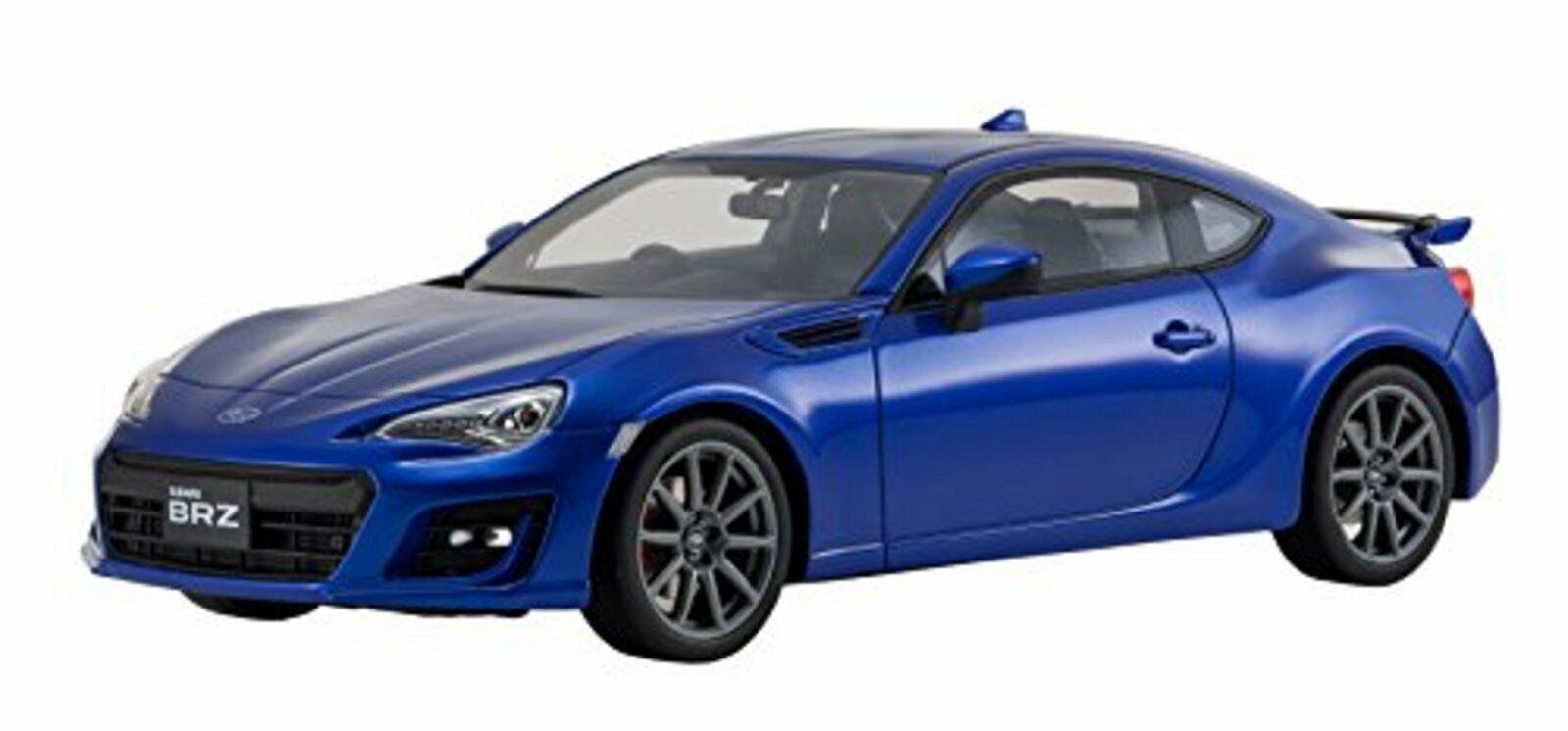Kyosho  Original Samurai 1 18 Subaru Brz bleu Resina Modelo KSR18027BL F S con    remise