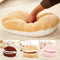 Pet Dog Cat Bed Soft Puppy Cushion House Warm Kennel Dog Mat Pad Blanket Cave
