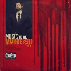 Eminem-Music-to-Be-Murdered-By-CD-NEW-Explicit-Edition