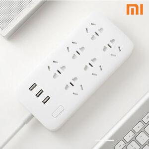 Xiaomi-Mijia-Power-Strip-2A-Fast-Charging-3-USB-Extension-Socket-Plug-6-Standard