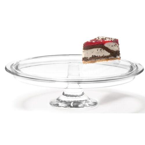 Plaque à secteurs 32 cm Gâteau Plaque gâteau en plastique Plaque Gâteau Support Assiette