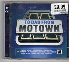 (GU386) To Dad From Motown, 42 tracks various artists - 2009 CD