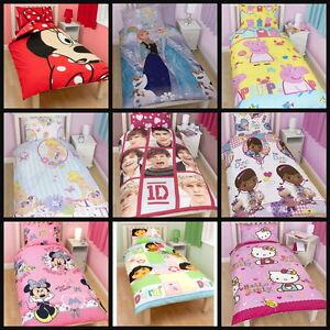 Funda-Nordica-Infantil-Juvenil-Productos-Oficiales-Ninas-Disney-Ropa-de-Cama-90