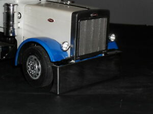 NEW-1-24-Texas-Snowplow-Bumper-for-Italeri-Conventional-Peterbilt