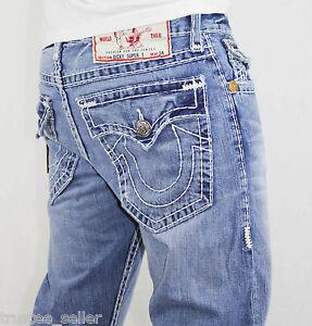 Black Straight Leg Jeans Men