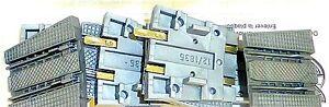 Fleischmann-9151-Set-Complemento-para-Disco-Giratorio-9150-N-1-160-Emb-Orig