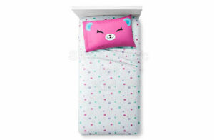 SFK Shopkins Happy Places Twin Sheet Set room bedroom