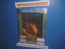 The Hobbit The Desolation of Smaug Extended Edition Blu-Ray + 3D+ Digital HD New