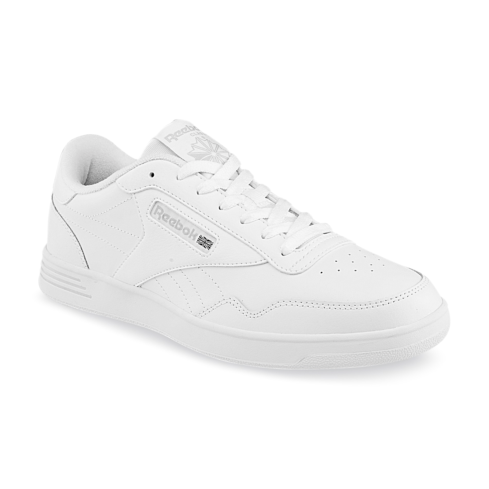 New Reebok hommes Club C Leather Extra Wide Width Athletic Chaussures blanc Leather
