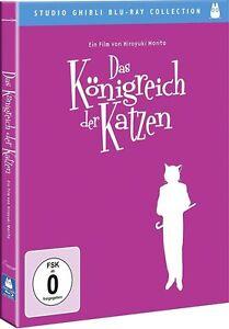 DAS-KONIGREICH-DER-KATZEN-Studio-Ghibli-Collection-Blu-ray-Disc-NEU-OVP