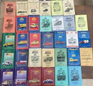 Lledo-dias-GONE-promocional-RDP-SL-PM-amp-libros-guia-de-vanguardia-periodicos-de-policia