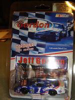 1991 Jeff Gordon 1/64 Scale Action 1 Carolina Ford Dealers Thunderbird