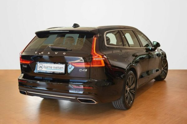 Volvo V60 2,0 D4 190 Inscription aut. billede 2