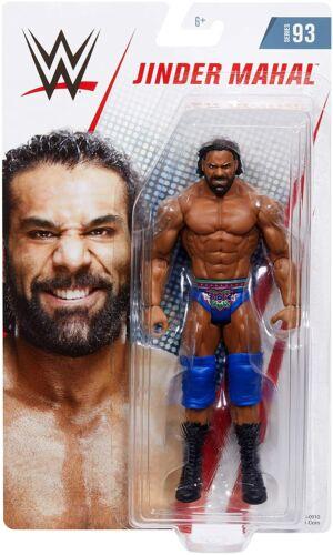 "WWE combat Jinder Mahal FIGURINE 7/"" NEUF 2017"