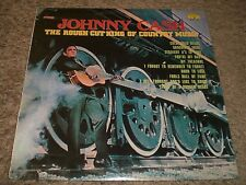 The Rough Cut King Of Country Music Johnny Cash~SEALED~Sun-122~FAST SHIPPING!!!
