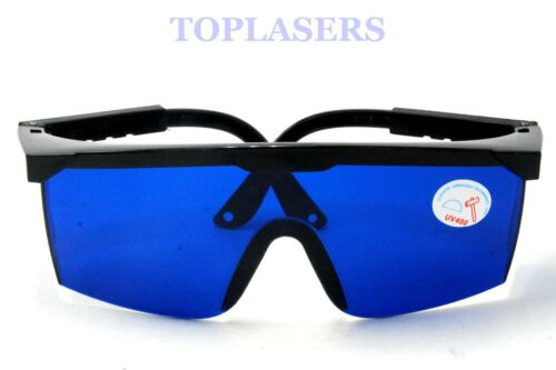 650nm 660nm Red Laser Protection Goggles// Protective Eyewear Safety Glasses