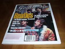 1995 BEATLES - THE BEATLES ON BOOTLEGS IN THEIR OWN WORDS - GOLDMINE MAGAZINE