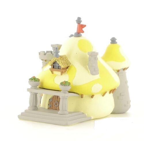 La maison du schtroumpf Banquier   N°50 Neuf 10 cm figurine village schtroumpfs